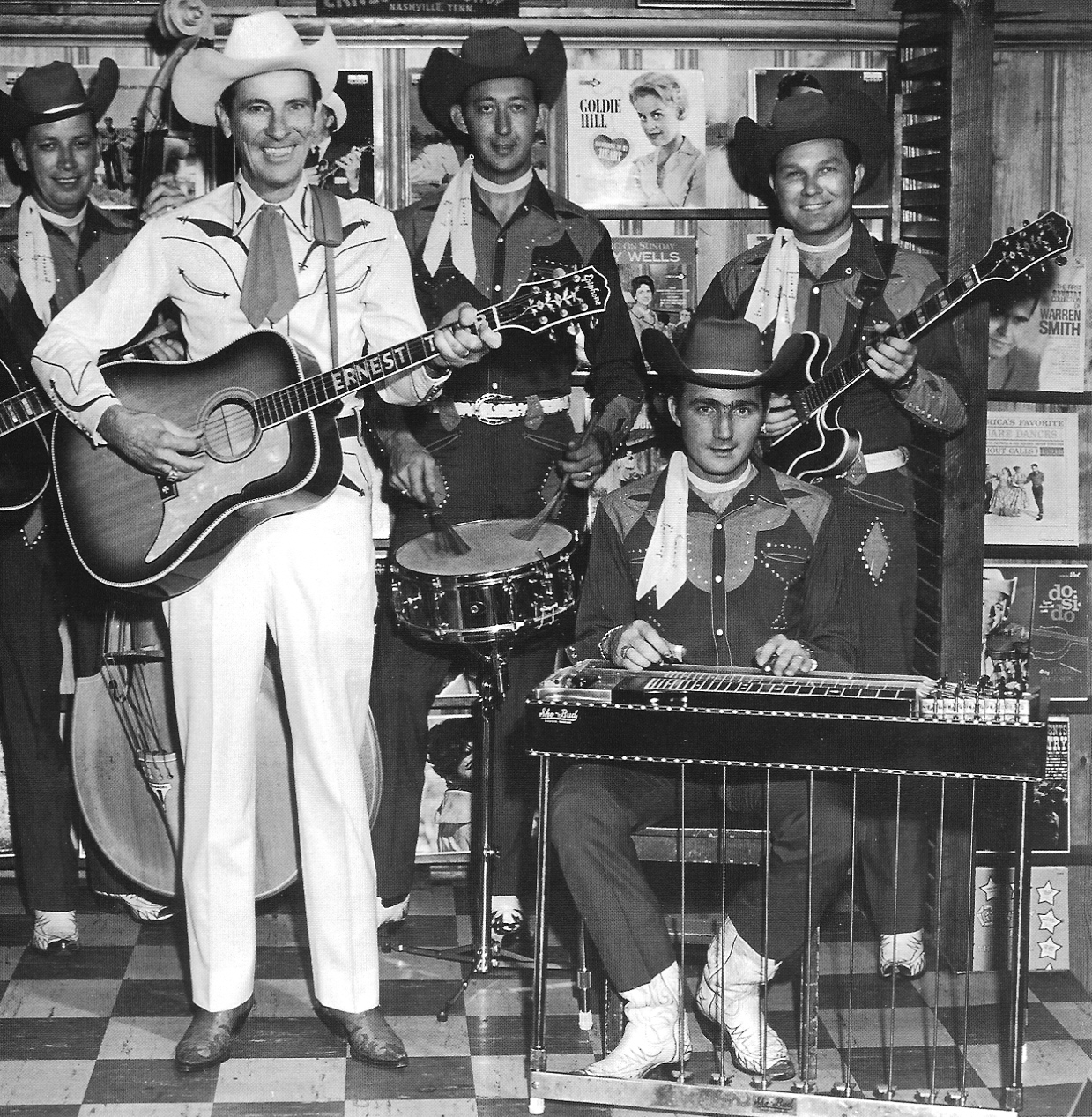 Bob Wills & His Texas Playboys* Bob Wills And His Texas Playboys - There's A Big Rock In The Road / I'm Gonna Be Boss From Now On