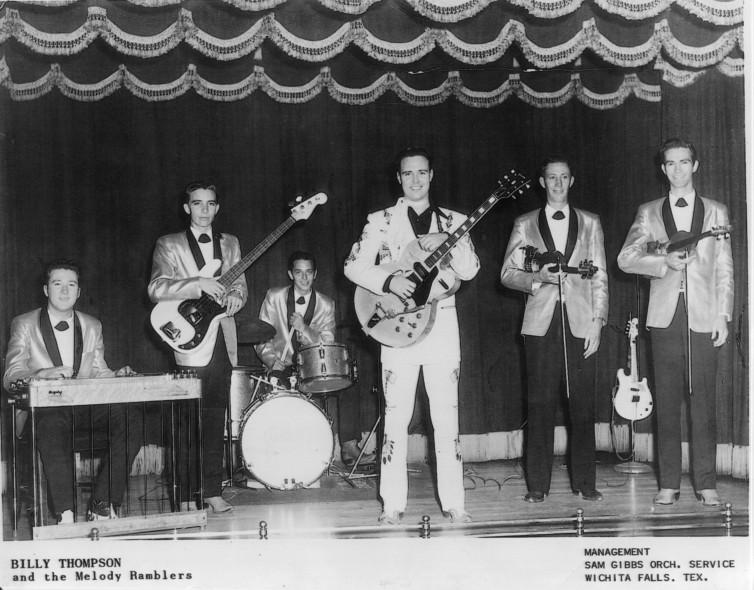 Bigsby Thompsonbilly8x10late1950sgoldennugget